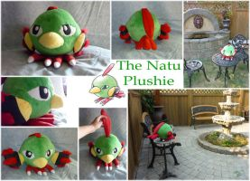 Natu Plush by apox0n
