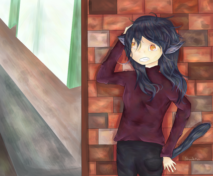 Redraw (Full image) by ShadeRei