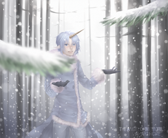 Snowfall by TheAngelOfMemories