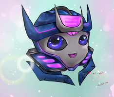 Cateyes Soundwave by XD-or-what