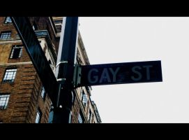 Gay Street by infamoushaven