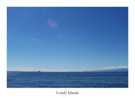 Lonely Islands by rcoots