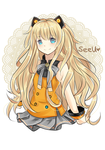 SeeU Vocaloid by ruipune