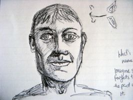 Sketched Man by Chief-Artist-21