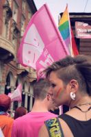 On a GAY PRIDE! #6 by sequenze