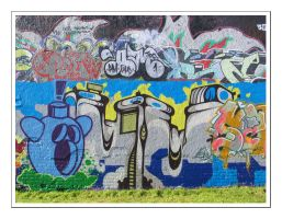 Graffiti VIII by moonstomp