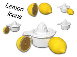 Lemon Icons by PouickyTheDuck