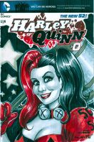 Harley's Got A Book! by BigChrisGallery