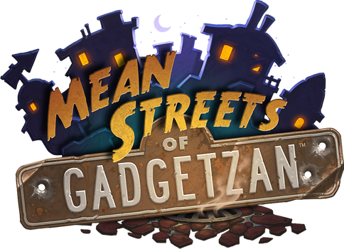 Mean Streets Of Gadgetzan by EasyEaster