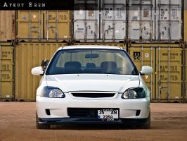 Aliyo's JDM Civic No.2 by berk007