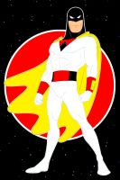 space ghost 2 by AlanSchell