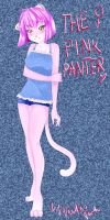 The Pink Panter girl by VardasTouch