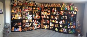 Panorama plush collection by 101sanneferdi