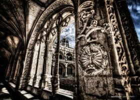 Jeronimos details by Ullises