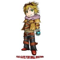 Chibi Ezreal by Seth-Cypher