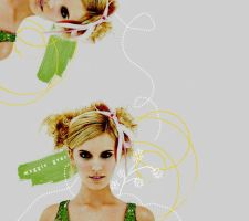 Maggie GRACE by glassballerina