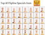 Top 40 Flipline Specials from Papa's Cheeseria by Amelia411