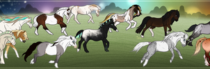 One day to another - December Breedings by GuardianOfJay