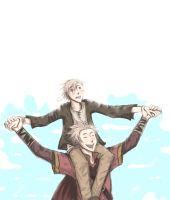 -Hetalia- Comeon Get Higher by Na-NaNi-Ni
