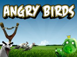 angry birds 2 by likourgos3