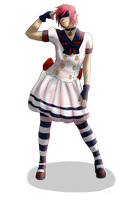 Sailor, at your Service. by Archerophio