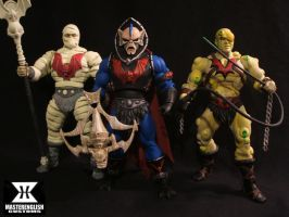 MOTUC custom Infector group by masterenglish