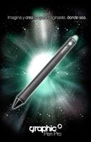 Graphic Pen Pro by Mgl-23