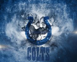 Indianapolis Colts Wallpaper by Jdot2daP