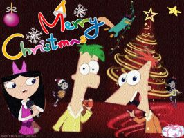::merry christmas:: by phinbellaloveforever