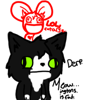 meowingtons. because cats. by Hat-Boy