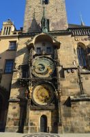 Prague - Astronomic Clock by LLukeBE