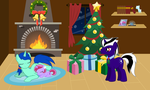 Merry Christmas - Happy Hearts Warming Eve by NortherntheStar