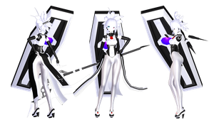 Ilissia Reverie Ref by Xenosnake