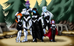 Legacy - The Squad by Blazbaros