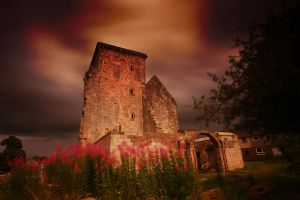Johnstone Castle Cloud Whoosh by paddimir