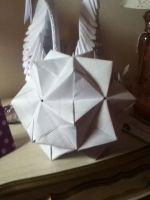 Icosahedron by origami999