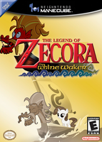 The Legend of Zecora: The Whine Waker by nickyv917