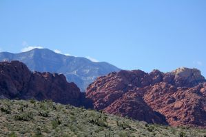 Red Rock Canyon Stock 2 by firenze-design