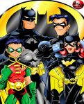 Go Team Batman by TonyForever