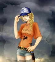Annabeth Chase by AireensColor