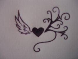 half winged heart by scanidc