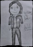 Happy Birthday Jared! by crazy4demi