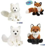 webkinz foxes by webkinzfun8