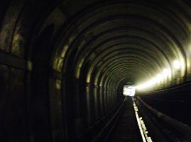 Thames Tunnel-A way out? by chaobreeder16