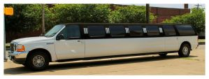 A Ford Excursion Limo by TheMan268