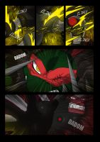 TMNT (fanmade) Same as it never was Aftershock _49 by FleshCreature