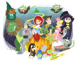 Toy Story of OZ by YoukaiYume