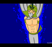 Prince Asad drowning by ernet888