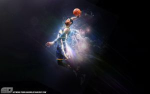Paul George by Sanoinoi