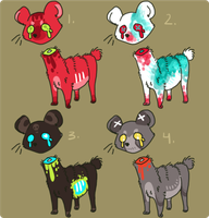 MOAr POints Adopts. CLOSED by Simonetry